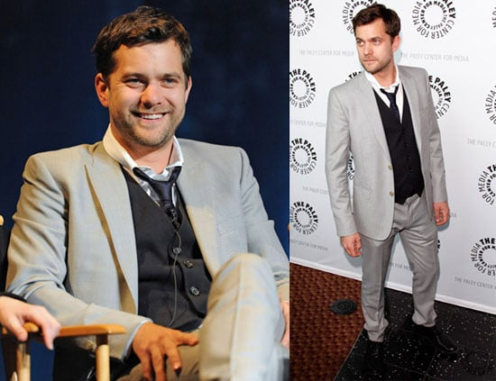 Photos of Joshua Jackson at PaleyFest in LA With the Cast of Fringe