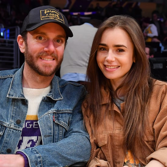 Lily Collins and Charlie McDowell Are Married