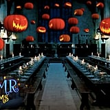 The Great Hall at Halloween