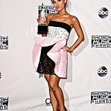 Ariana Grande at the 2015 American Music Awards