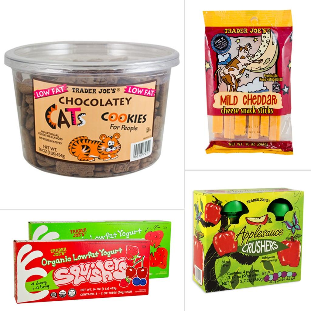 Nut-Free Trader Joe\'s Snacks | POPSUGAR Moms