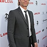 Guy Pearce at the LA premiere of his new film, Lawless.