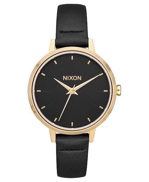 Women's Medium Kensington Leather Strap Watch