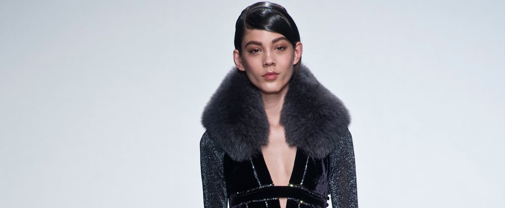 It's Hip to Be Square at John Galliano For Fall