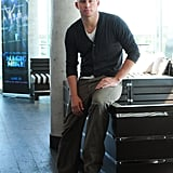 Channing Tatum attended a press junket for Magic Mike in Toronto.