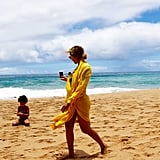 Beyonce and Jay Z in Hawaii June 2016