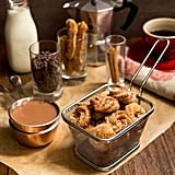You're bound to have some sweet-toothed guests in attendance, so why not include these delicious churro bites with spicy chocolate sauce?