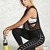 Forever 21 Active Flex Capri Leggings