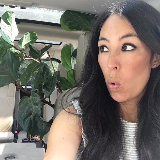 Joanna Gaines Is a Plant Lady