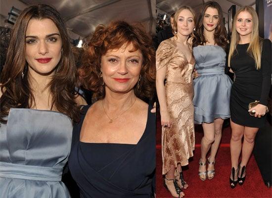 Photos from LA Premiere of The Lovely Bones including Rachel Weisz, Rose McIver, Saoirse Ronan, Matt Dallas, Susan Sarandon