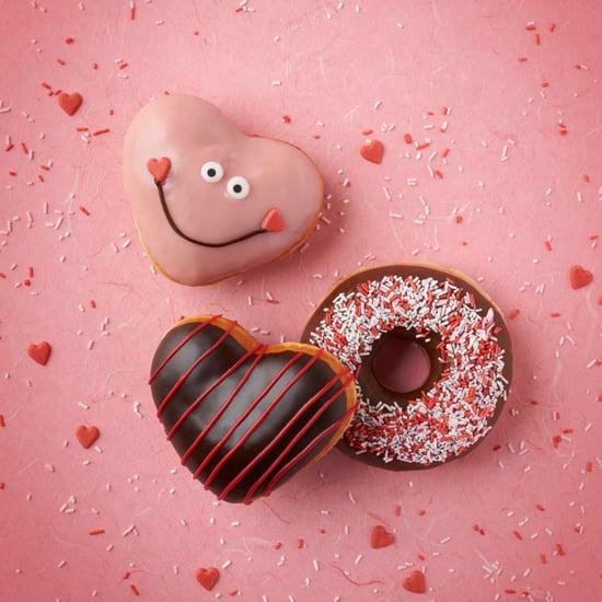Krispy Kreme Valentine's Day Doughnuts