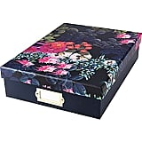 Elevate your office storage with these Cynthia Rowley-designed boxes ($10).