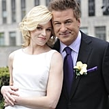 Elizabeth Banks and Alec Baldwin on 30 Rock. Photo courtesy of NBC