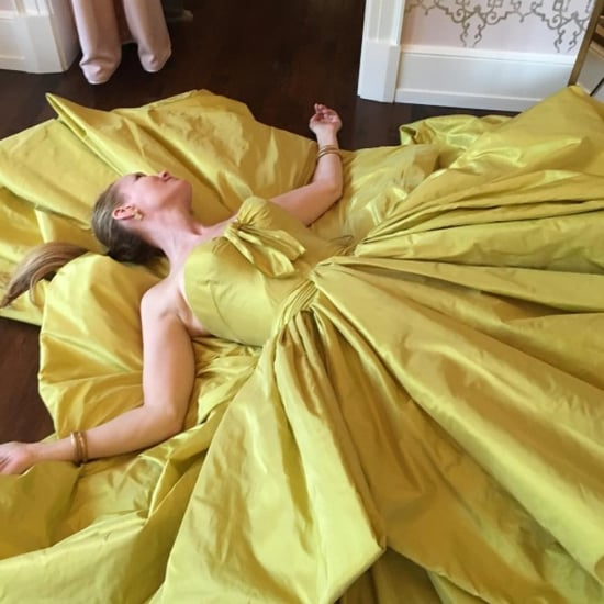 Oscars Fashion Instagrams 2017