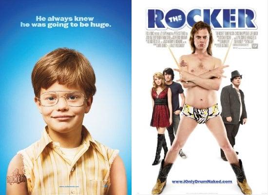 Trailer For The Rocker Starring Rainn Wilson