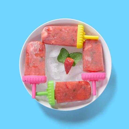 Healthy Frozen Treats With Few Ingredients
