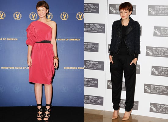 Photos of Carey Mulligan's Style on the Red Carpet