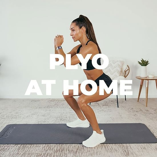 Kayla Itsines Plyo Home Exercises on Instagram
