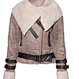 Grab yourself a bargain with this aviator jacket (£35) from Boohoo.