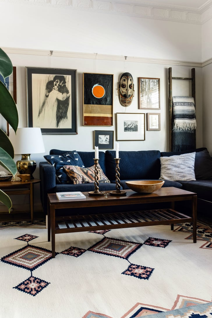 It 39 s impossible not to appreciate the eclectic mix of art for Room design reddit