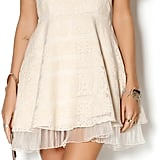 Think Closet Super Sweet Flared Dress ($149)