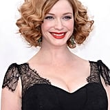 Christina Hendricks: Lob to Bob