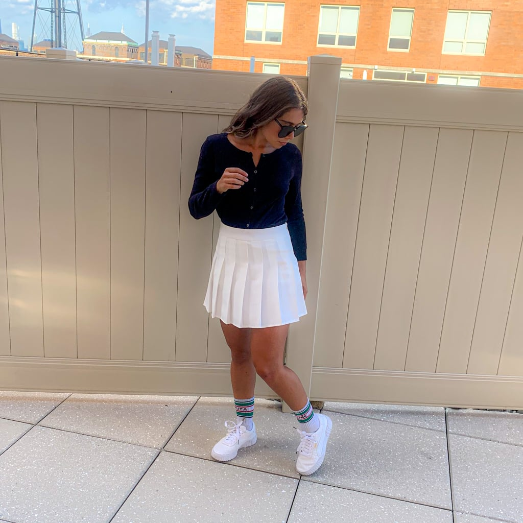 How a Fashion Editor Styles a Tennis Skirt