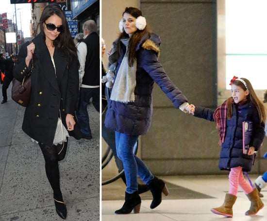 Katie Takes Suri Out Ahead of Her Final Dead Accounts Performance