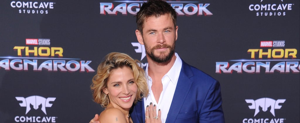 Here's Exactly Why Chris Hemsworth's Wife Is Playing His Wife in Their New Movie