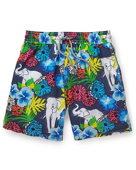 So you say your dad's a sunseeker? He'll love these printed swim trunks — as long as they come with an ice cold beer.  Vilebrequin Moorea Elephants Swim Trunks ($240)