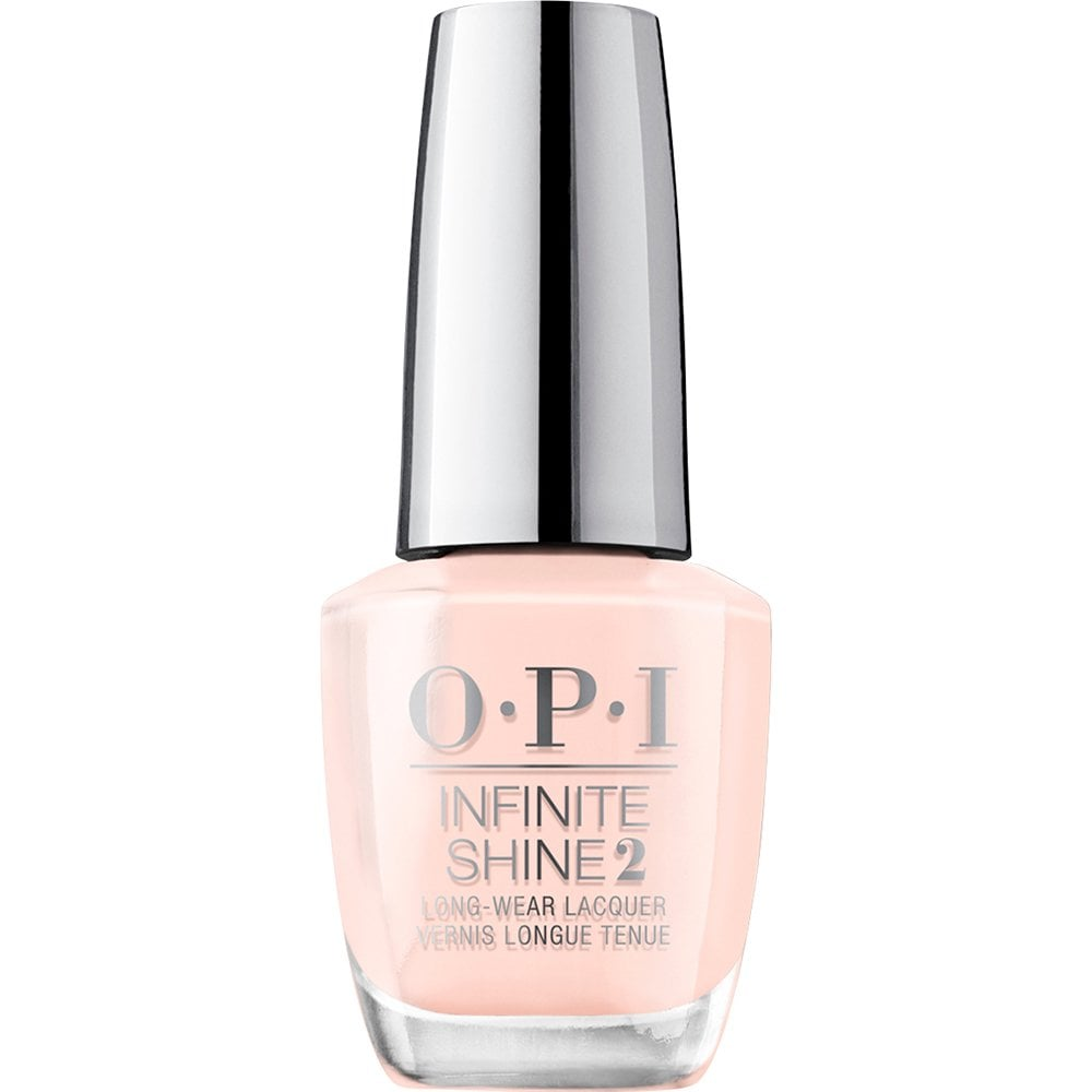 OPI Infinite Shine Nail Polish in Half Past Nude