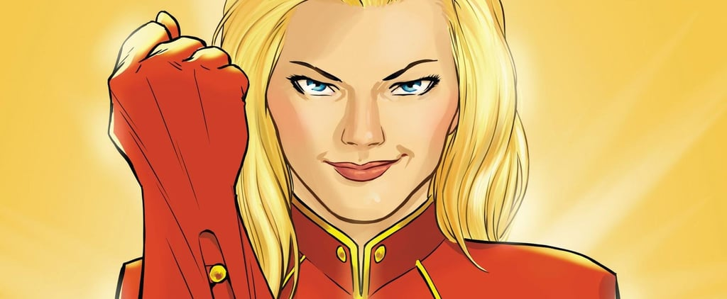 Can Captain Marvel Time Travel?