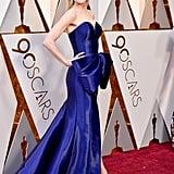 Sandra Bullock and Nicole Kidman at the 2018 Oscars