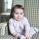 Princess Charlotte New Pictures November 2015