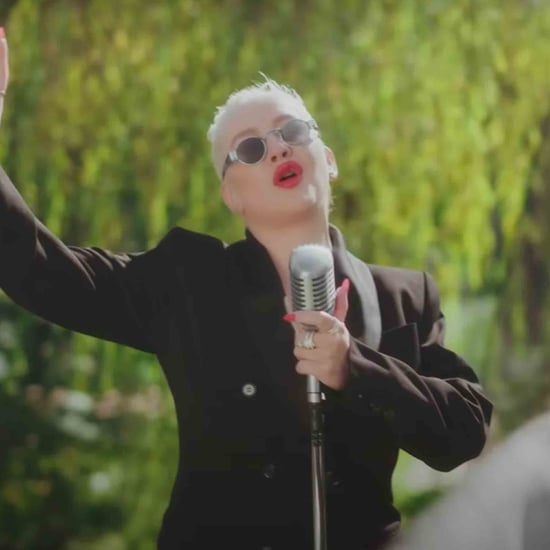 Watch Christina Aguilera Perform a Mulan Medley