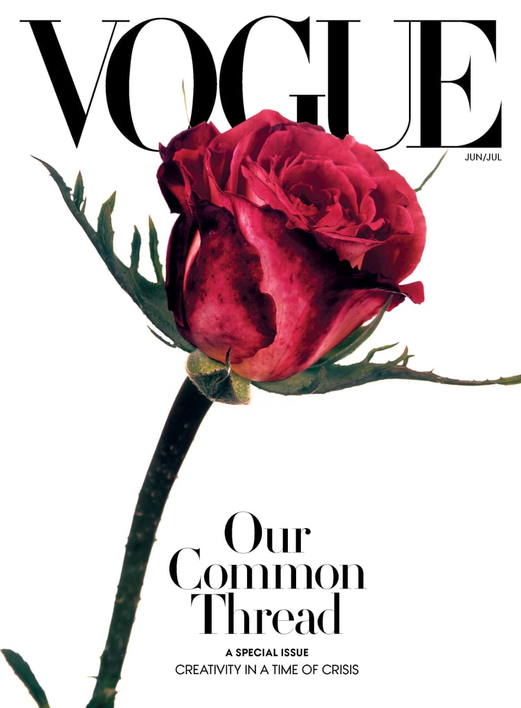 Vogue's Postcards From Home Special Issue June/July 2020