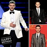How could we resist wishing Justin Timberlake a happy birthday by gathering his sexiest suit-and-tie moments?