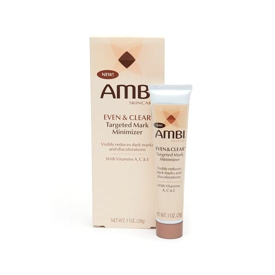 The retinols in the Ambi Even & Clear Tone Correcting Concentrate ($9, originally $13) help smooth out hyperpigmentation, and unlike most dark-spot treatments, it's safe for your whole face.