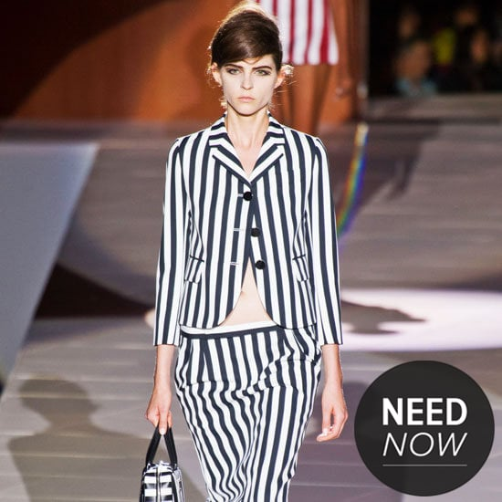 The Zebra Effect: 13 Black-and-White-Striped Staples For the New Year