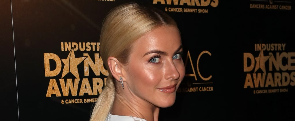 Julianne Hough's Bob Hair September 2018