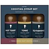 Craft Cocktail Syrup Set