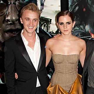 Tom Felton Photographs Emma Watson on Instagram