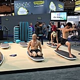 Indoor Paddleboards