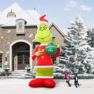 Two-Story Grinch Inflatable