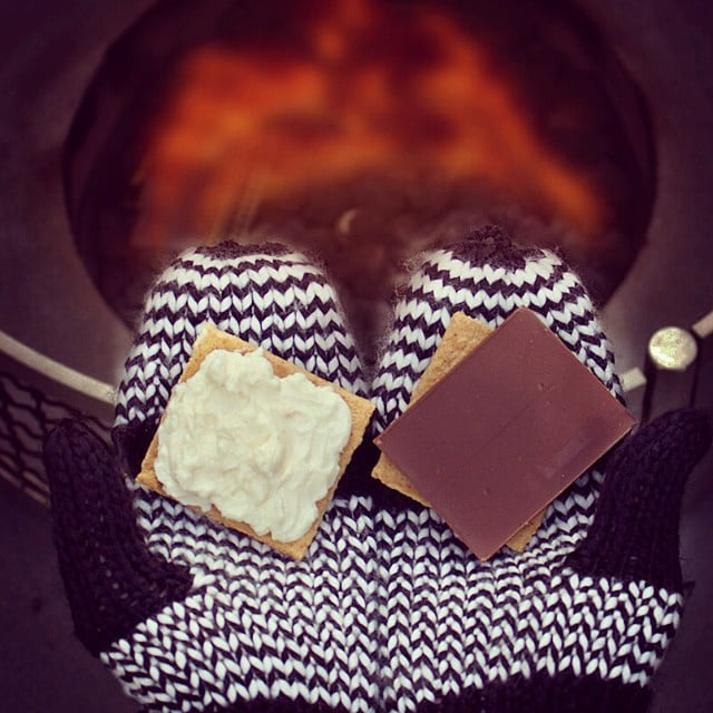 Cheesy S'mores