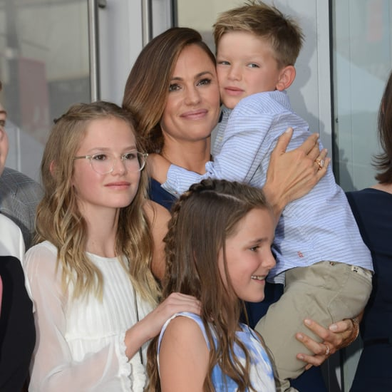 Why Jennifer Garner Likes Playing Moms on Screen