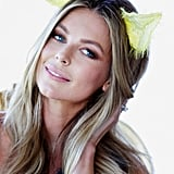 Jennifer Hawkins, Myer Fashions on the Field 2013