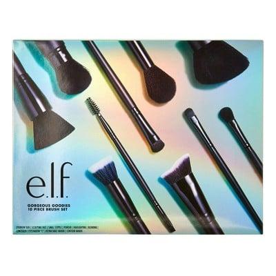 E.l.f. Holiday Gorgeous Goodies Brush Set
