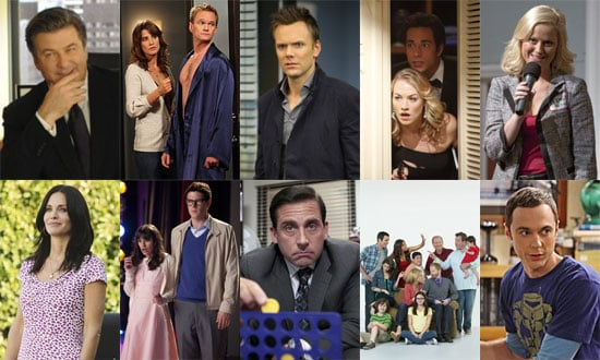 Best TV Comedies of 2010
