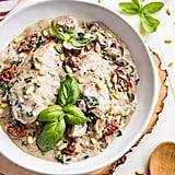 Instant Pot Creamy Tuscan Chicken